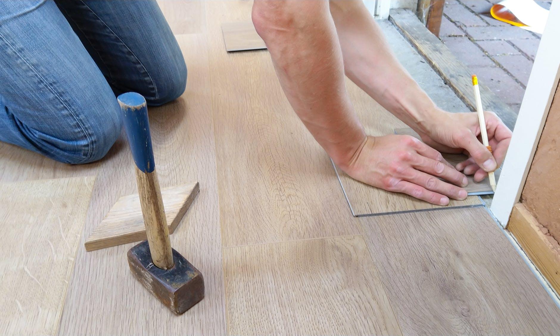 Panele podłogowe w kuchni? Tak!