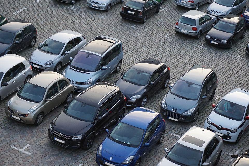 Planowanie nowego parkingu przestrzeni miejskiej