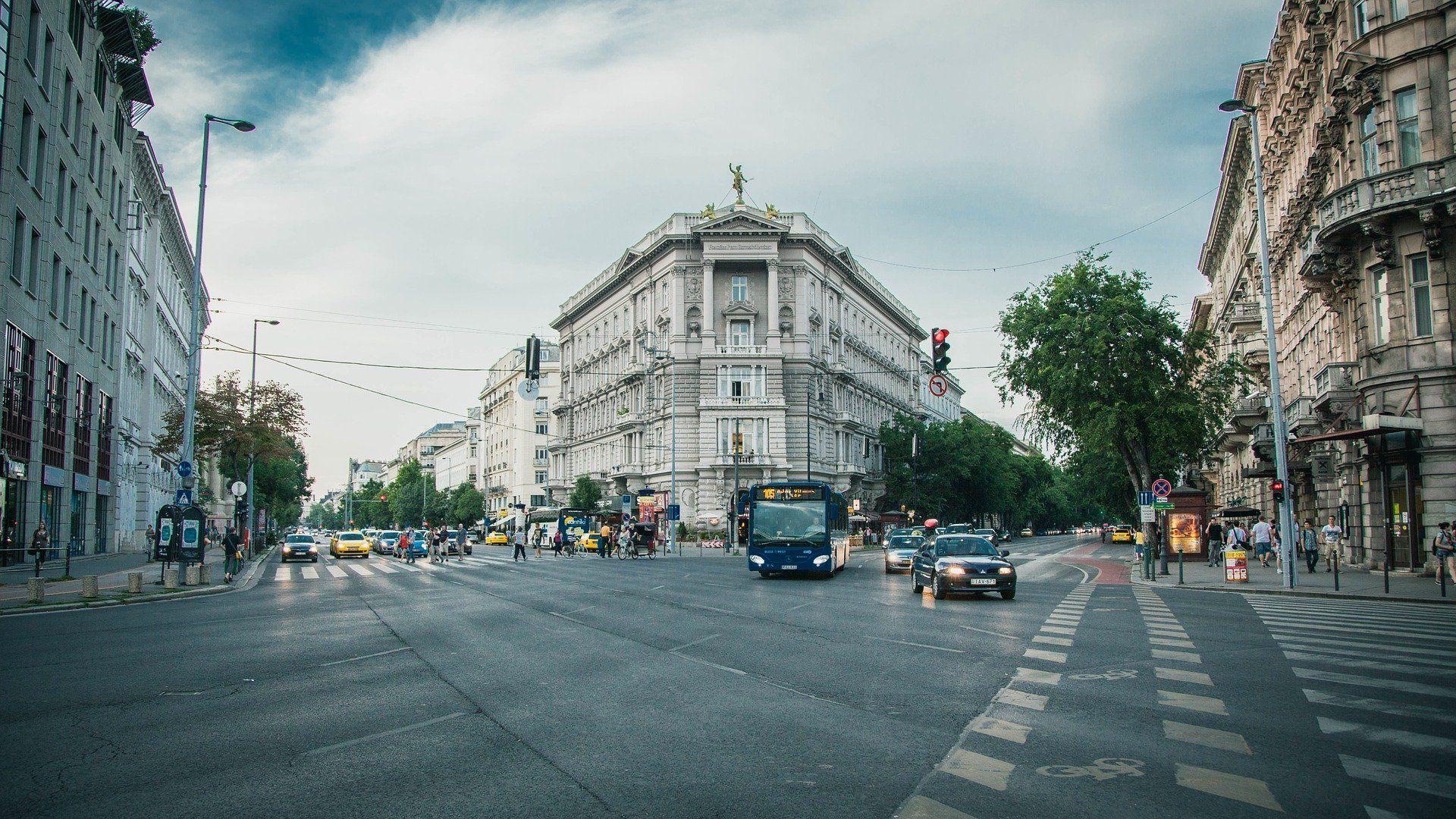 Organizacja miejskiej przestrzeni – ulice i chodniki