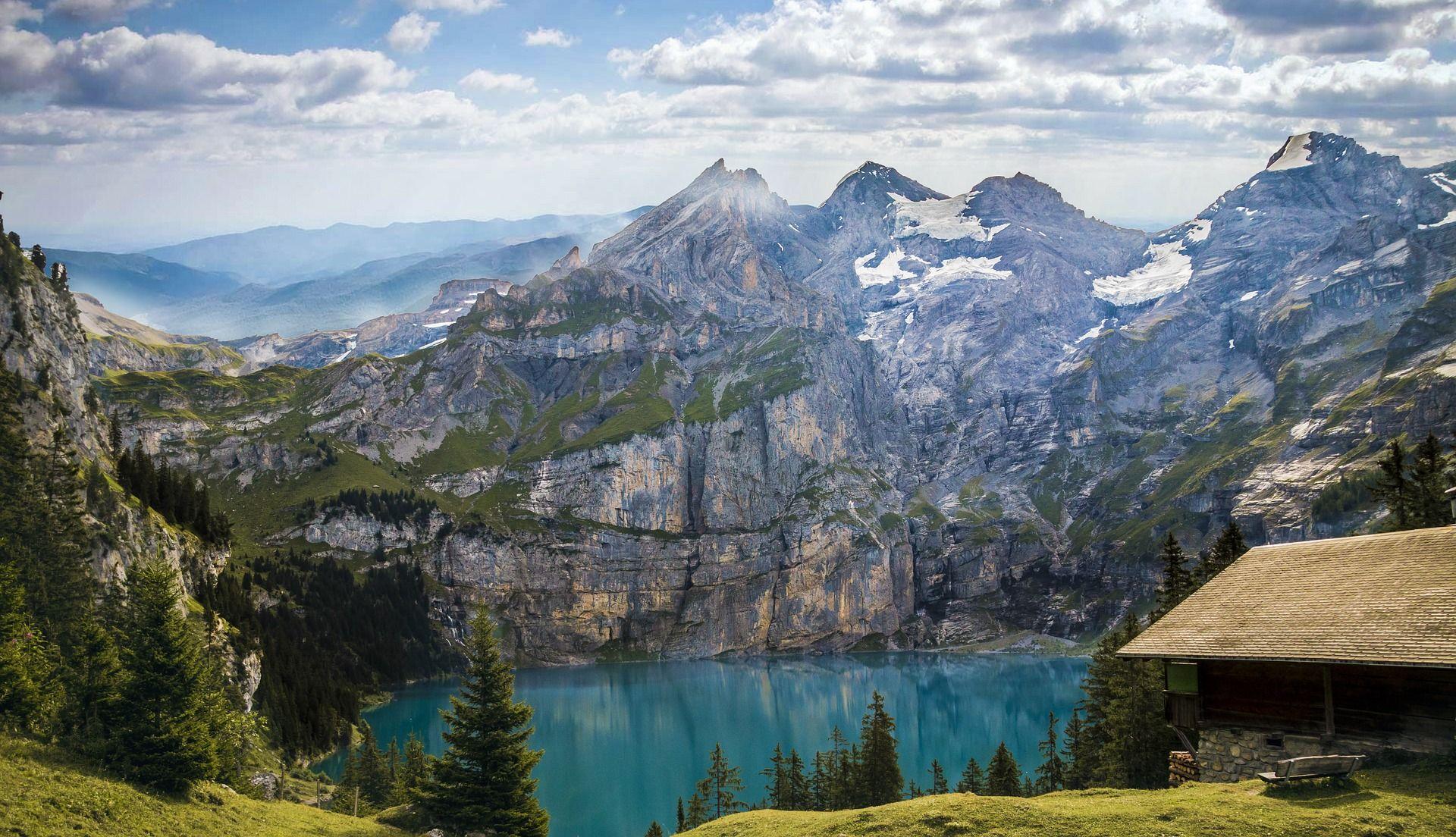 Europejskie uwielbienie gór