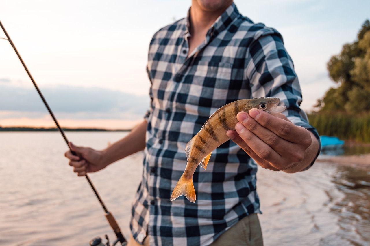 Pierwszy wypad na ryby – jak się przygotować?