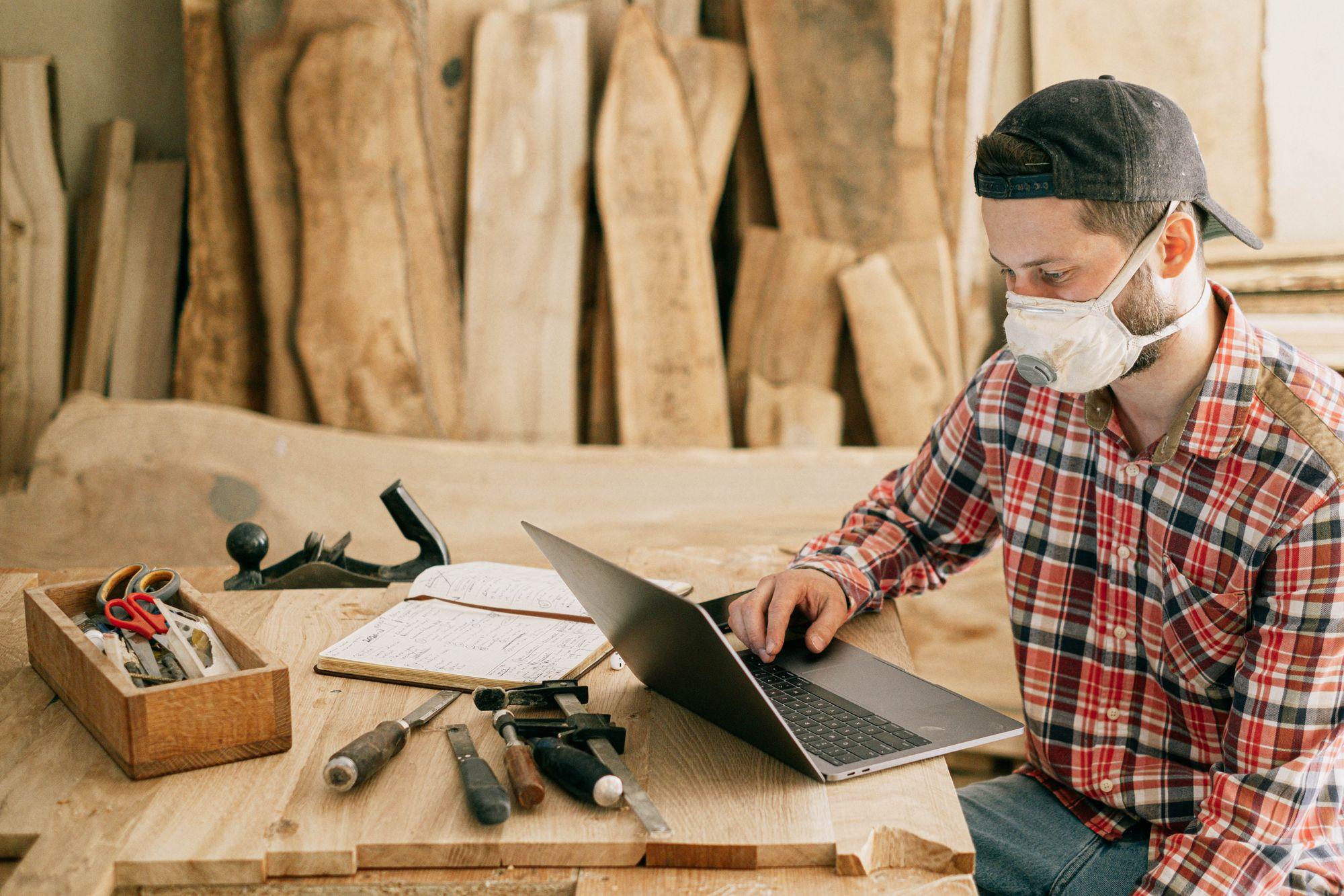 Zakup materiałów budowlanych przez Internet - czy warto?