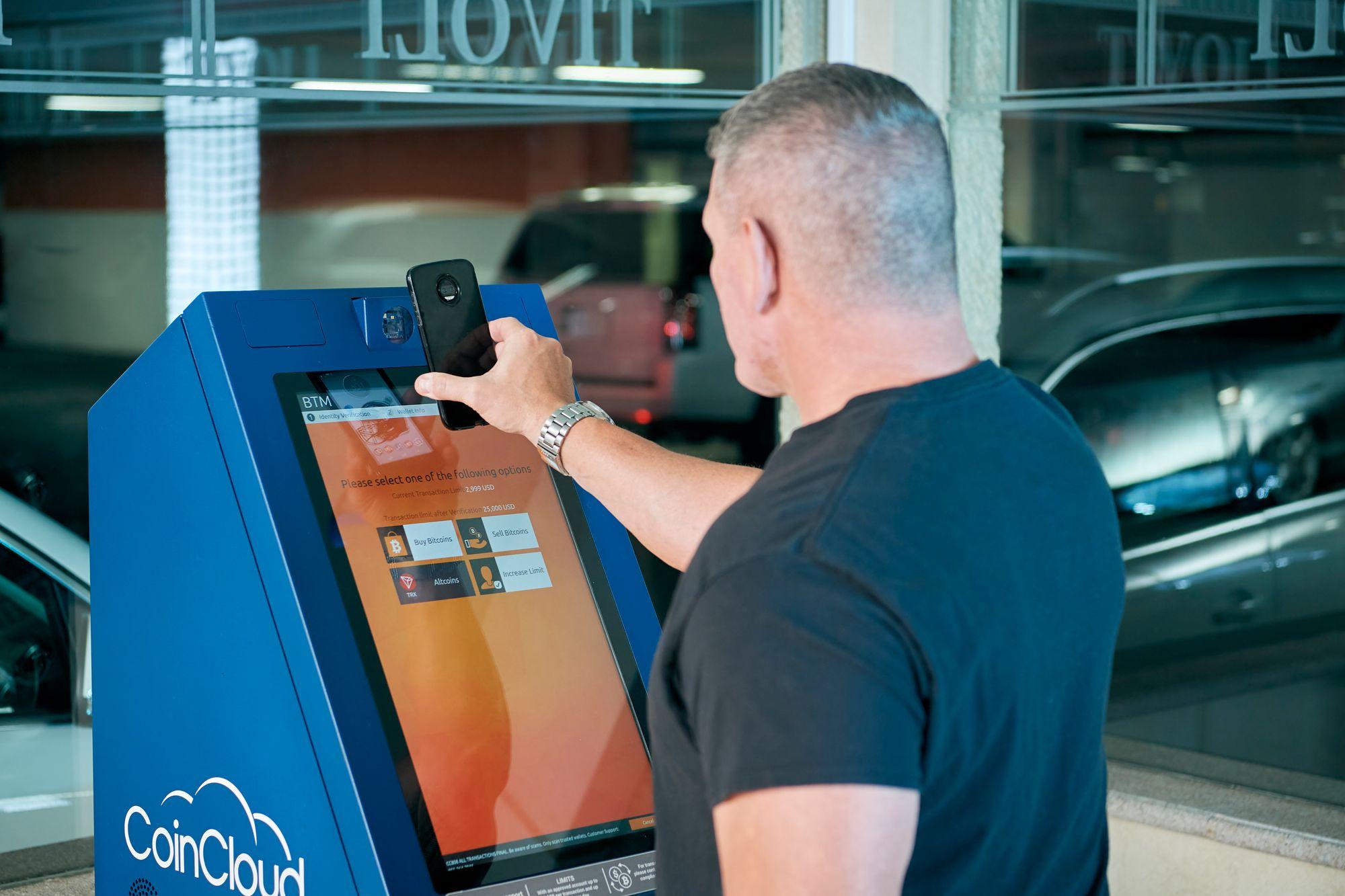 Bankomat kryptowalut – powszechnie, szybko i anonimowo!