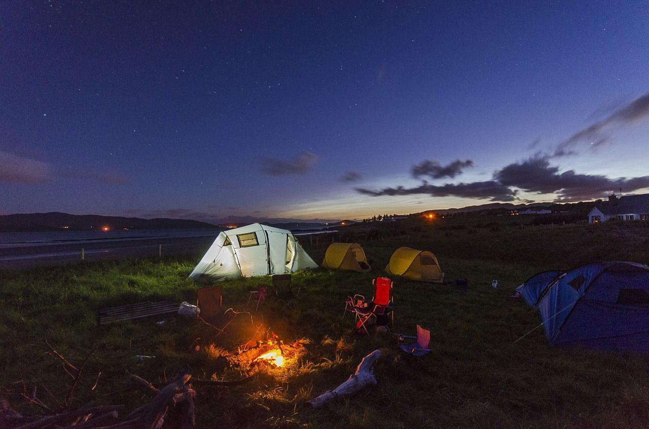 Wakacje pod namiotem - jak się przygotować?