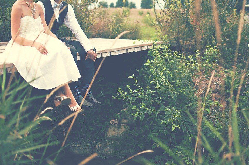 Ślub jak z obrazka, czyli wyjątkowa sesja fotograficzna dla młodej pary